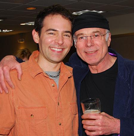 Brian and Michael Hogan
